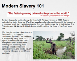 Images For > Modern Slavery Today